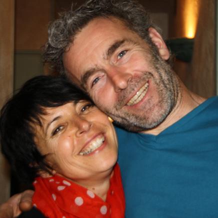 Agnès & Philippe Badea