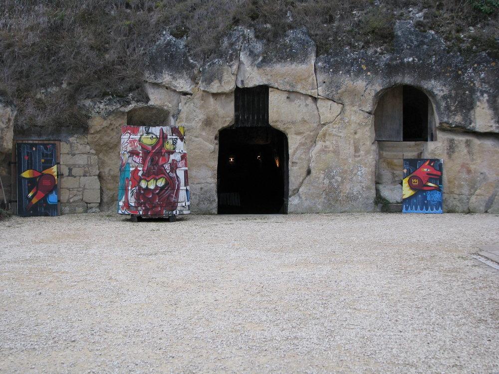 L'Arpenty cave entrance.JPG