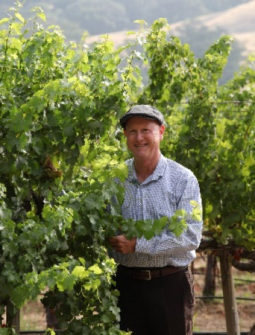 Owner & winemaker Mark Lyon