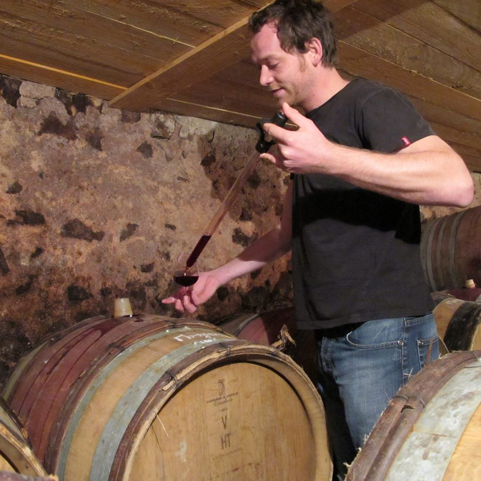 Renaud Bodillard, 5th generation vigneron