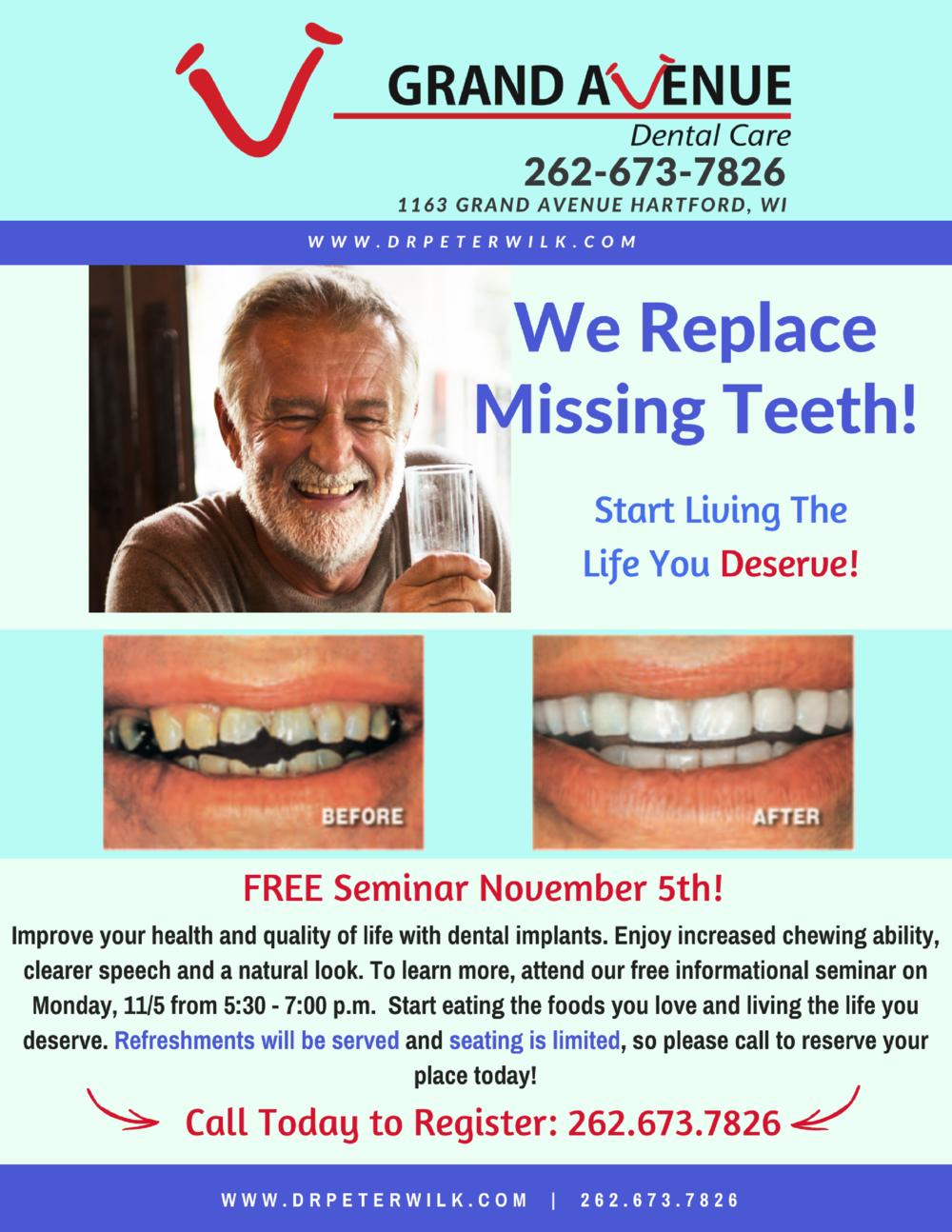 Implant Seminar Poster November 2018.png