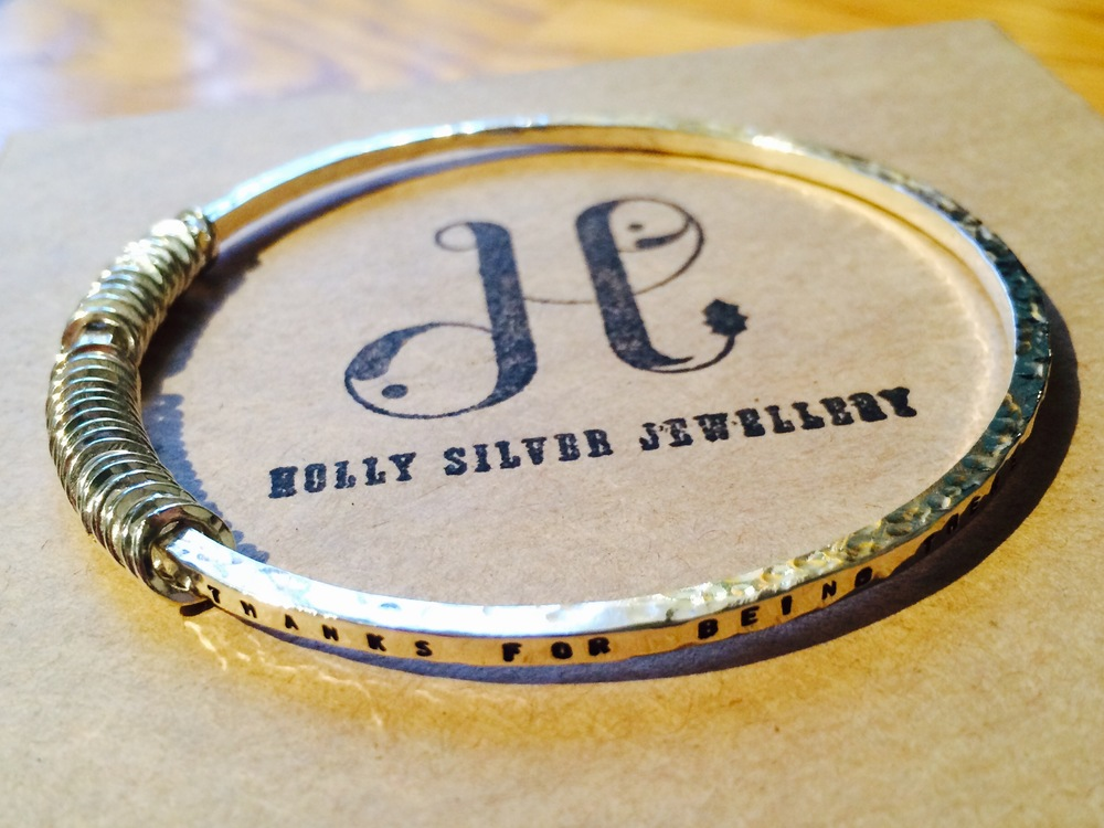 Customized Storyboard Square Bangle