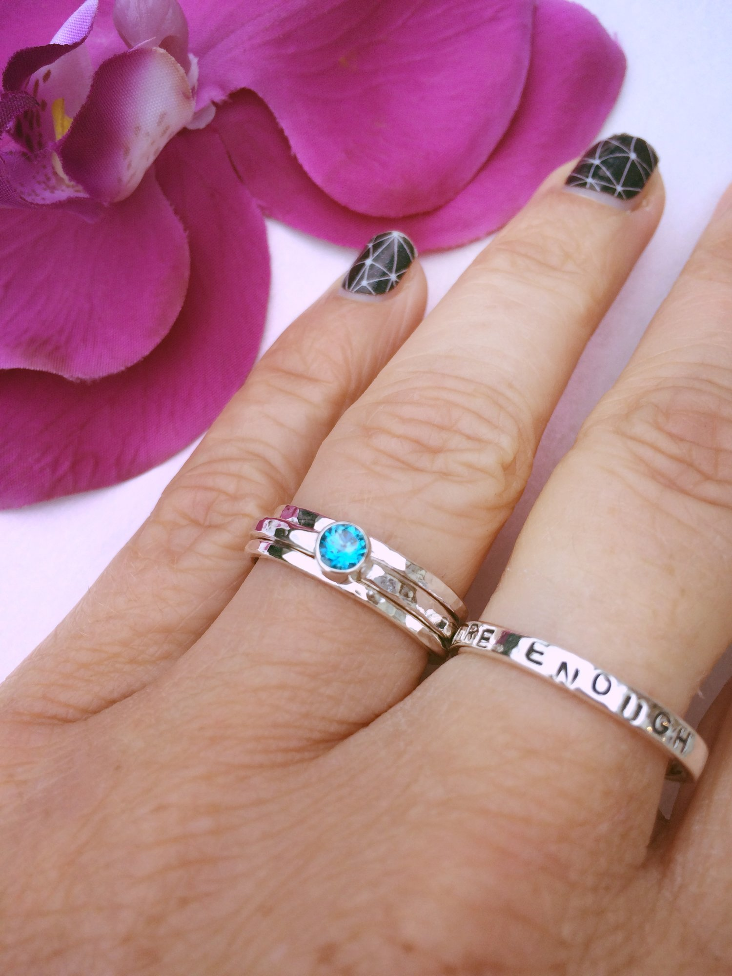 Holly Silver Jewellery - Personalised Sentimental Sterling silver ...