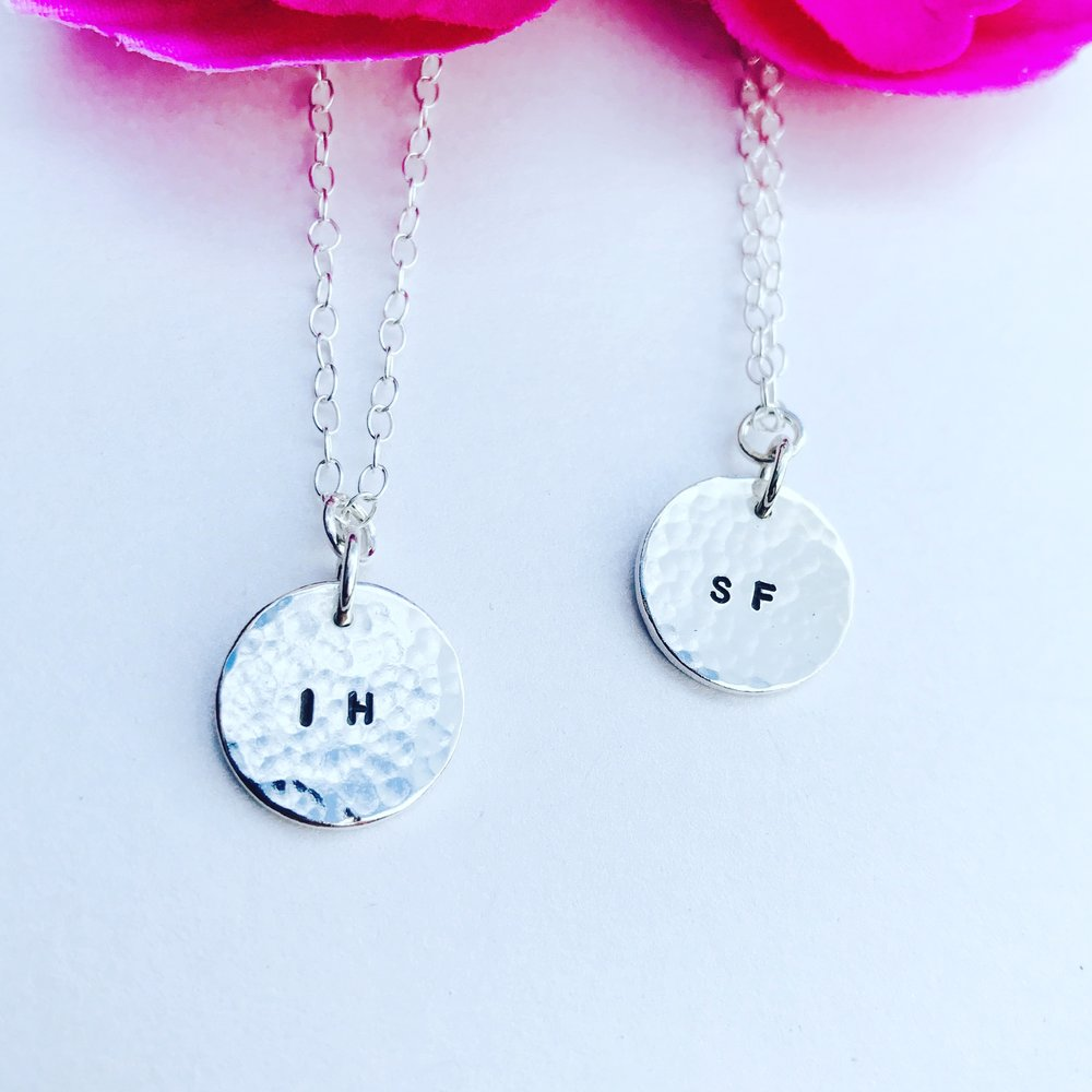 Personalised Charm Necklaces