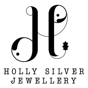 Personalised Sentimental Silver Jewellery, Handmade in Scotland - Holly Silver Jewellery