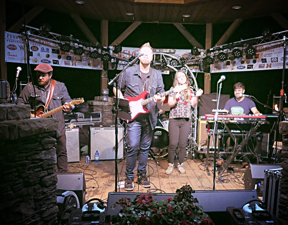 Eric Krasno Band closes out Reevestock 2018