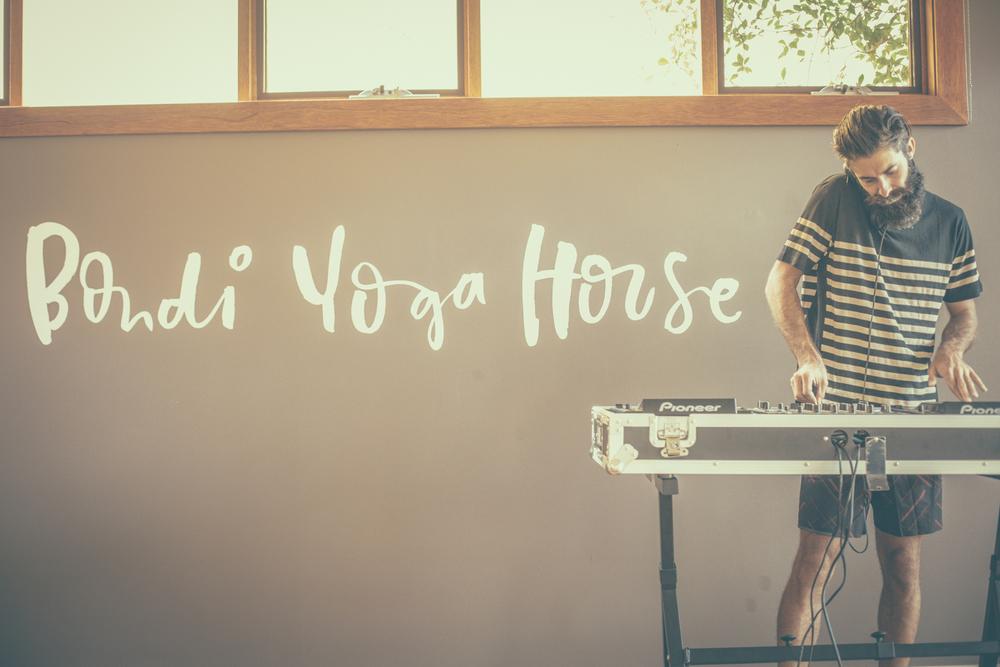 BONDI YOGA HOUSE /// @BENNY SYDNEY, AUSTRALIA