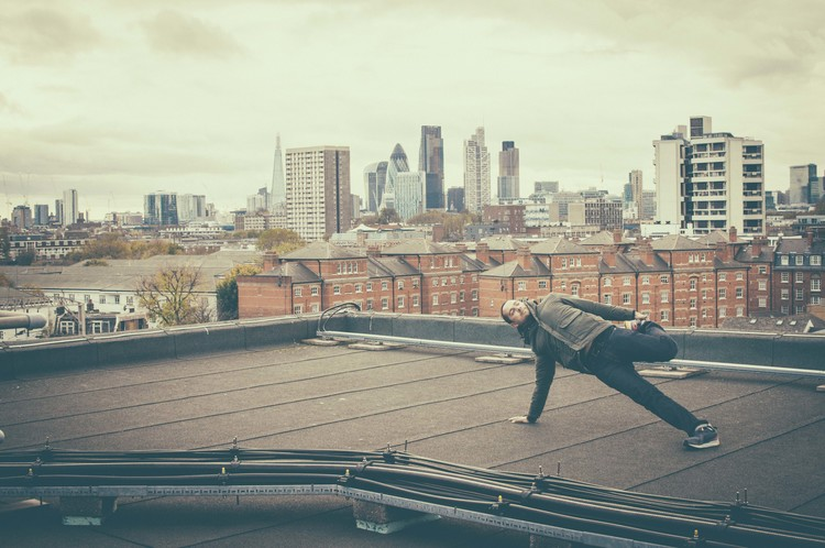LONDON, ENGLAND /// DYNAMIC VINYASA @CARL