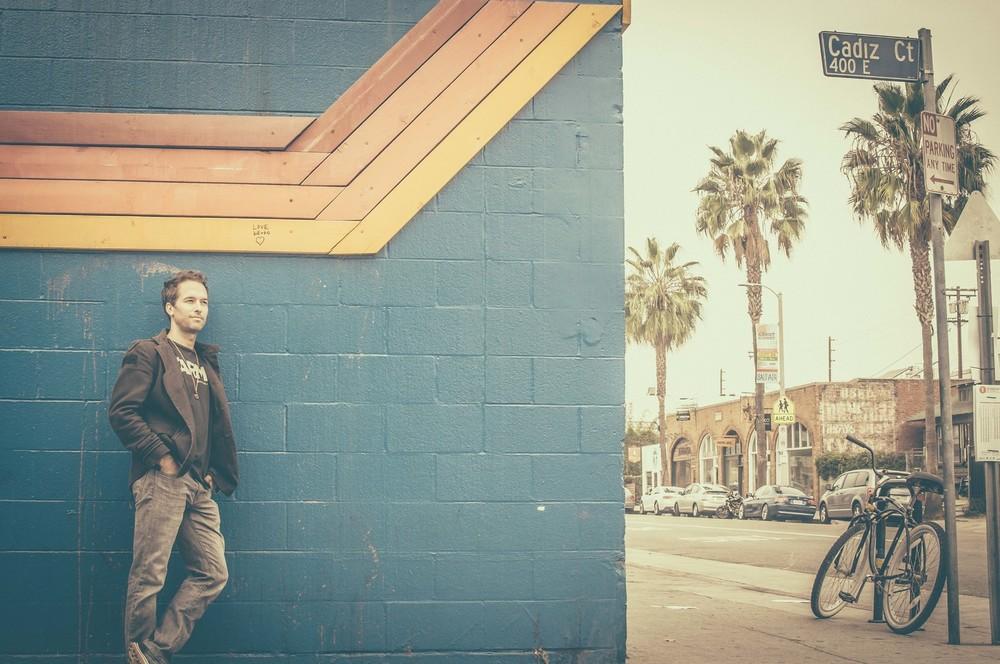 LOS ANGELES, CALIFORNIA /// HOLISTIC YOGA FLOW @TRAVIS