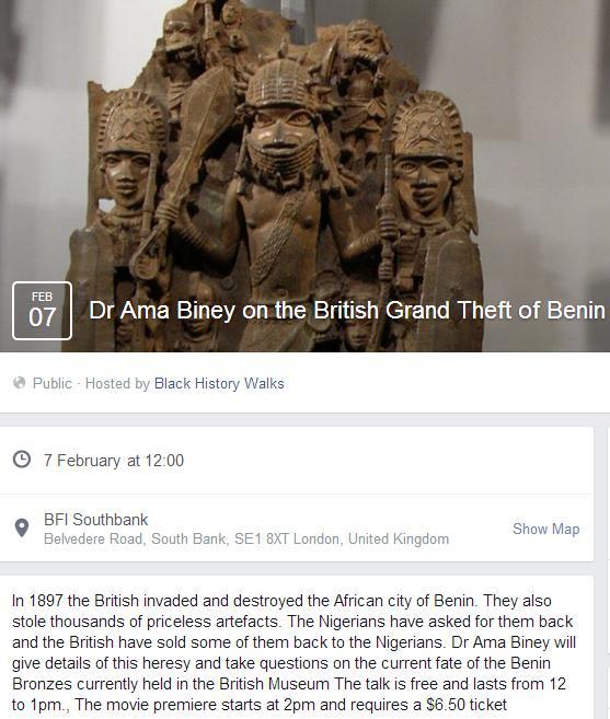 Theft of Benin