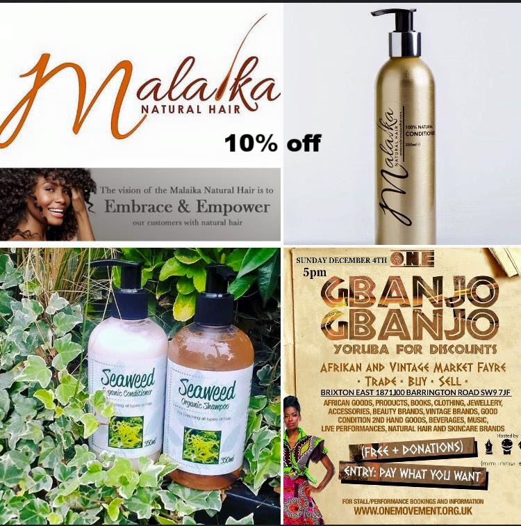 Malaika Natural Hair