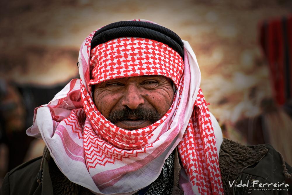 The Bedouin - Petra, Jordan