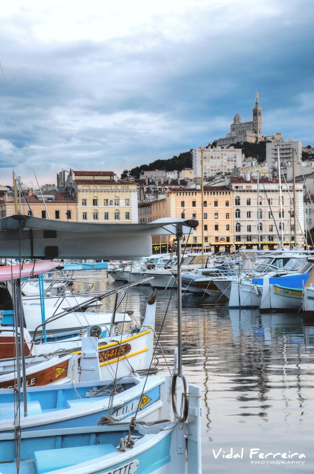 Marina - Marseille, France