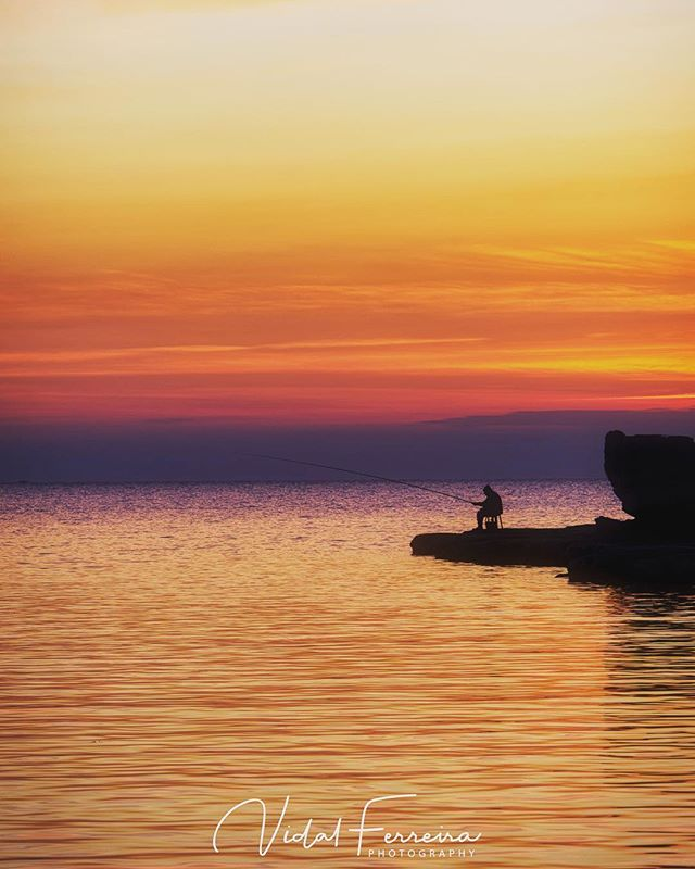 Meditation - Byblos, Lebanon Sunset at one of the oldest ports in the world. He patiently awaits for his catch, in what seems like a profound meditation. . #CariocaTravelando #Byblos #Lebanon #Sunset #Meditation #Líbano #Namaste #worldphotographyday #riodejaneiro
