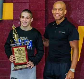 Nathan Tomasello (Ohio State) shines as one of his team's 4 champs this Sunday