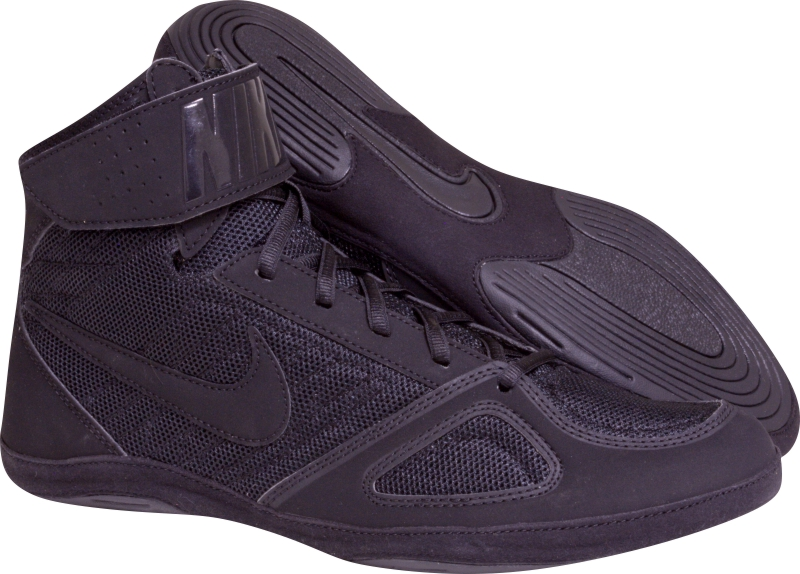 8eba8e93a0a It s like a wrestling version of Michigan s Fab Five w the black socks and  all black Nike s. That s kind of what I was going for. Anyway