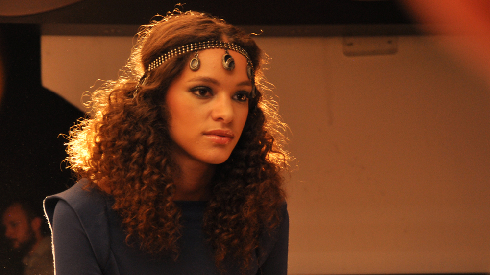 Kingdom student Frida Munting was handpicked by Ashley Walters to play the lead role of Lucy in the television pilot  The Charlatans.
