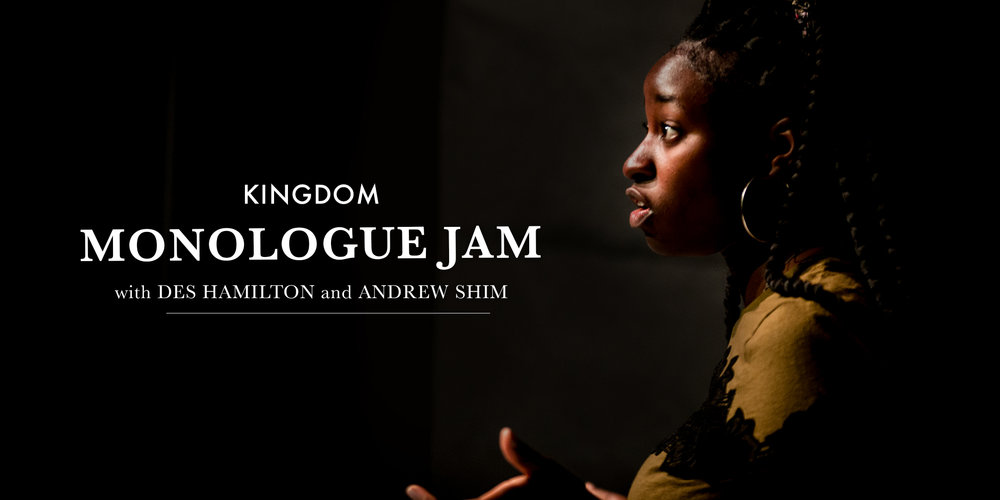 Monologue Jam OCT17 - EVENTBRITE