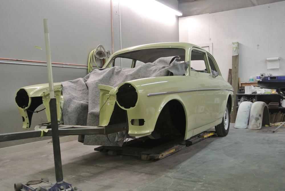 1964 Extreme Custom Vette