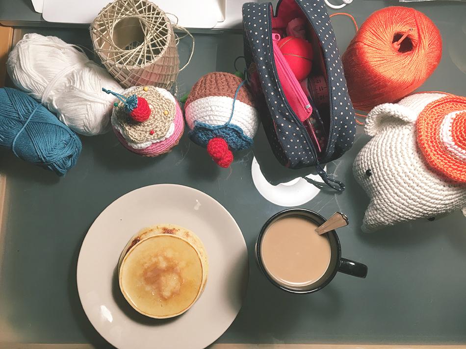 crochê café - Um blog muito simples - Hook of Life
