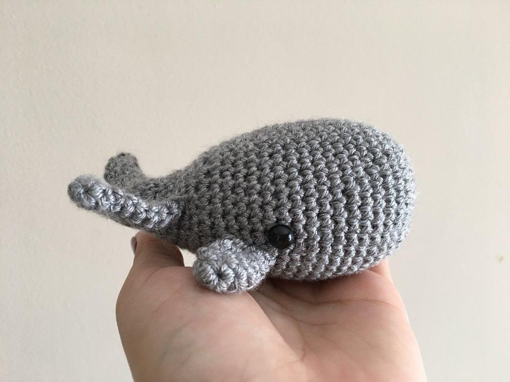 Hook of Life - Crochet - Sperm Whale