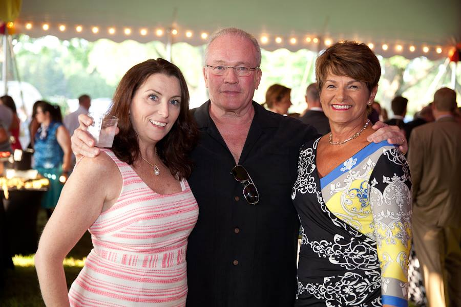 Organizers were thrilled to net $298,000 from last Wednesday's party, $22,000 over the 2014 goal. The money from the Summer Gala will go towards the operation of the Hospital's Community Health Center which provides high quality medical, dental and behavioral health services to every member of the Saratoga community, regardless of their ability to pay.