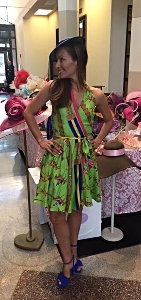 BEST DRESSED: CAROLINE CARDONE IN RALPH LAUREN