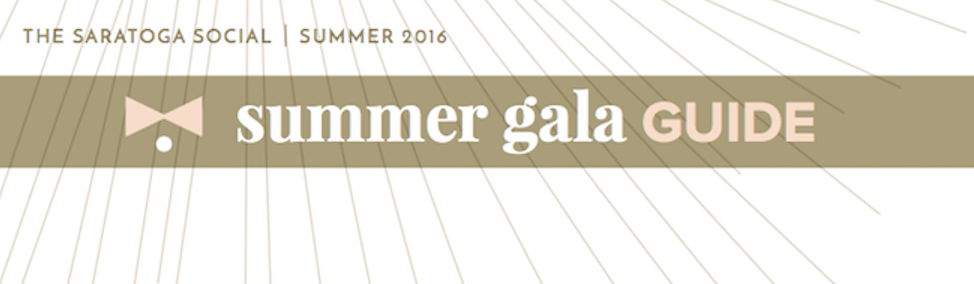For more from our summer gala guide, pick up our magazine, on sale now!