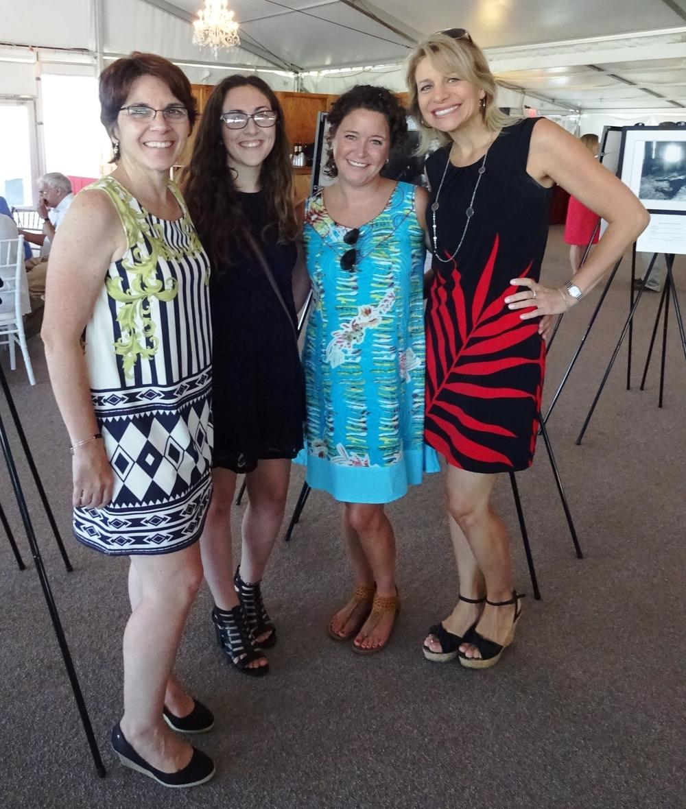 Marcy & Maddie Dreimiller,Kathleen Fyfe &Christianne Smith