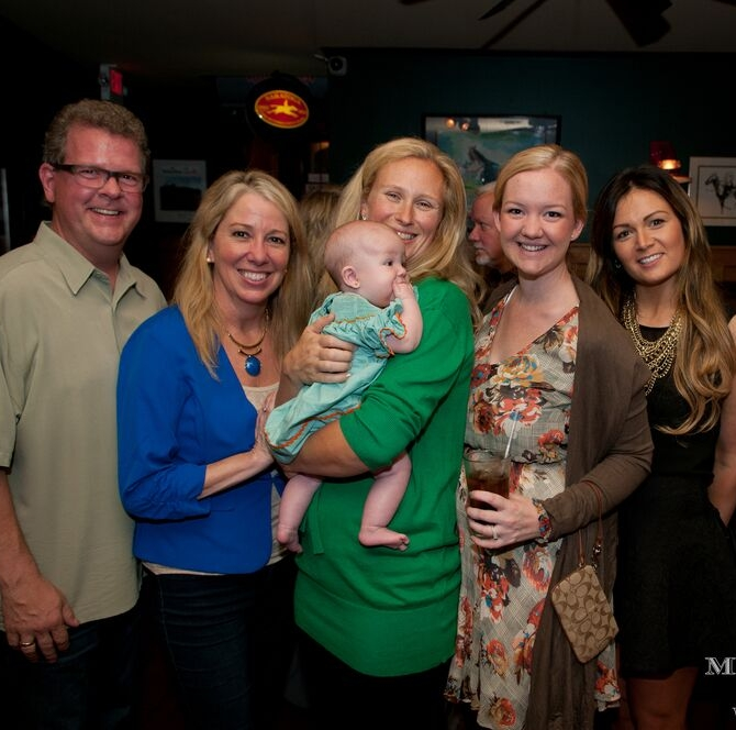 Saratoga Social Launch Party, 2014
