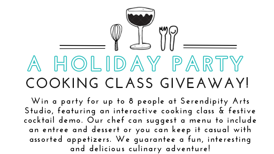 I know, we are jealous too! For details on hosting your own party at Serendipity, click here!