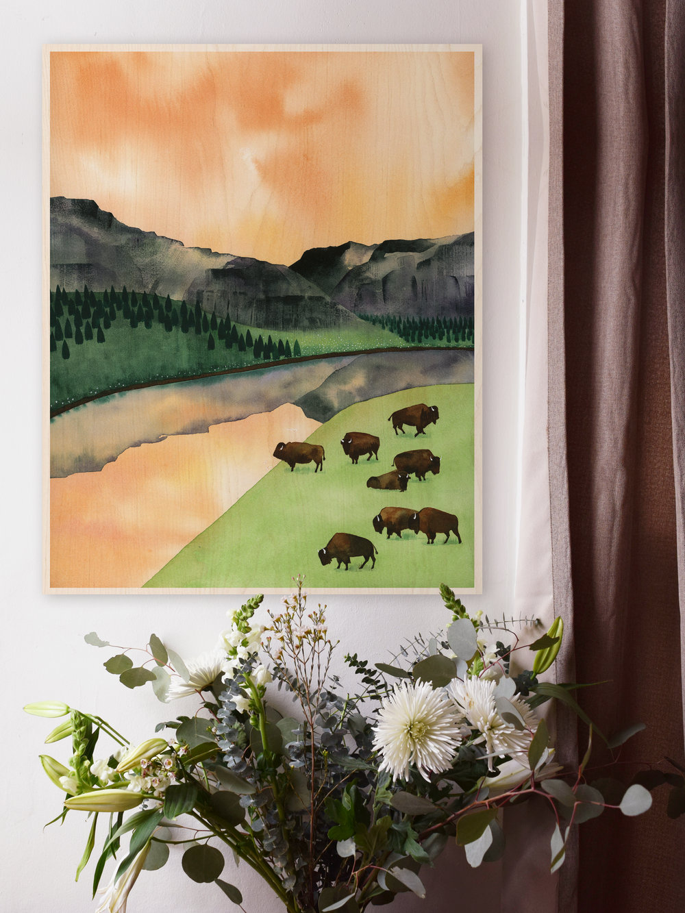Buffalo Roam_Wood Print1.jpg