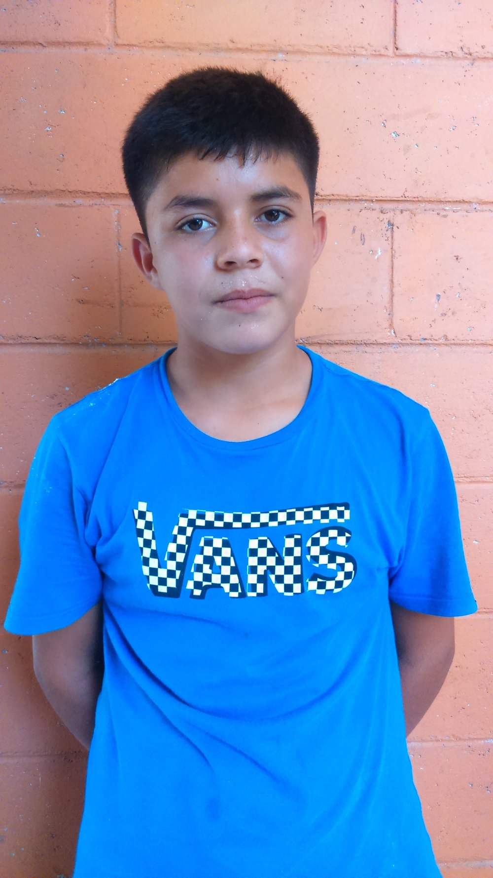 Brayan Javier Servellon Cubias - In his first year of study at San Rafael Obrajuelo, Brayan'sstudies are focused on Accounting and he is scheduled to graduate in 2020.Courses and Grades· Language and Literature= 67%· Mathematics= 57%· Natural Sciences= 70%· Social Studies & Civics= 60%· Foreign Language= 60%· Overall Cumulative Average= 62%