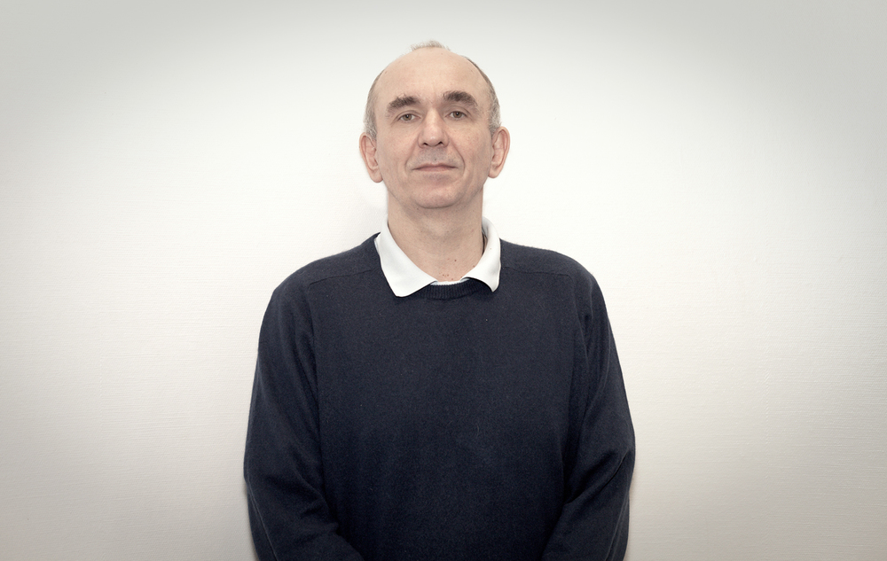 Peter Molyneux        Photographed for GamesTM Magazine
