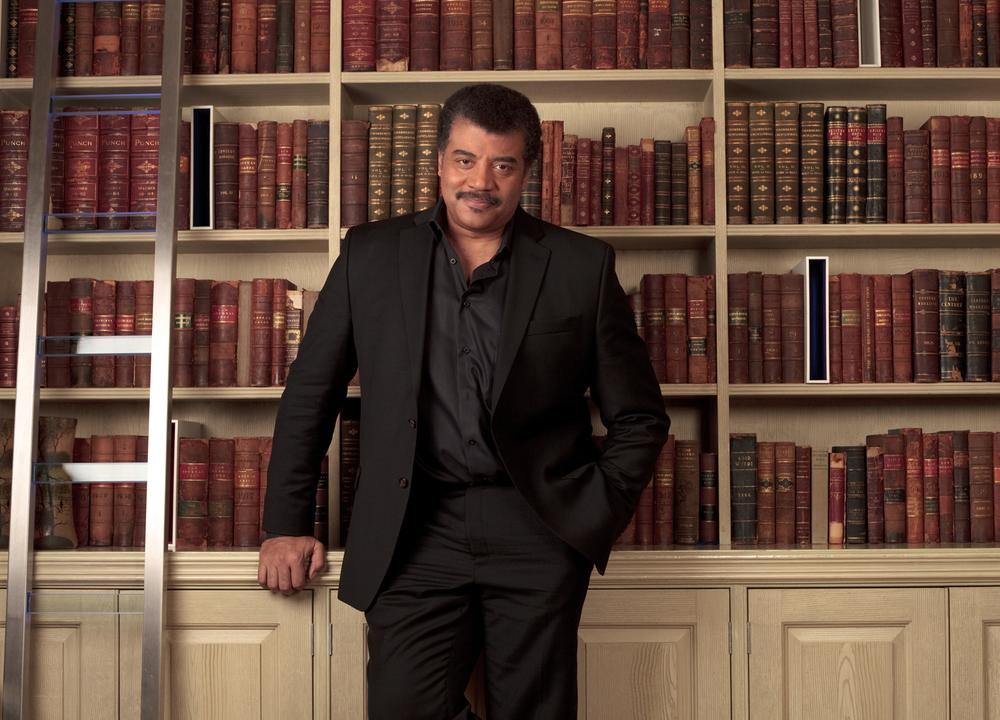 Neil DeGrasse Tyson      Photographed for Imagine Publishing