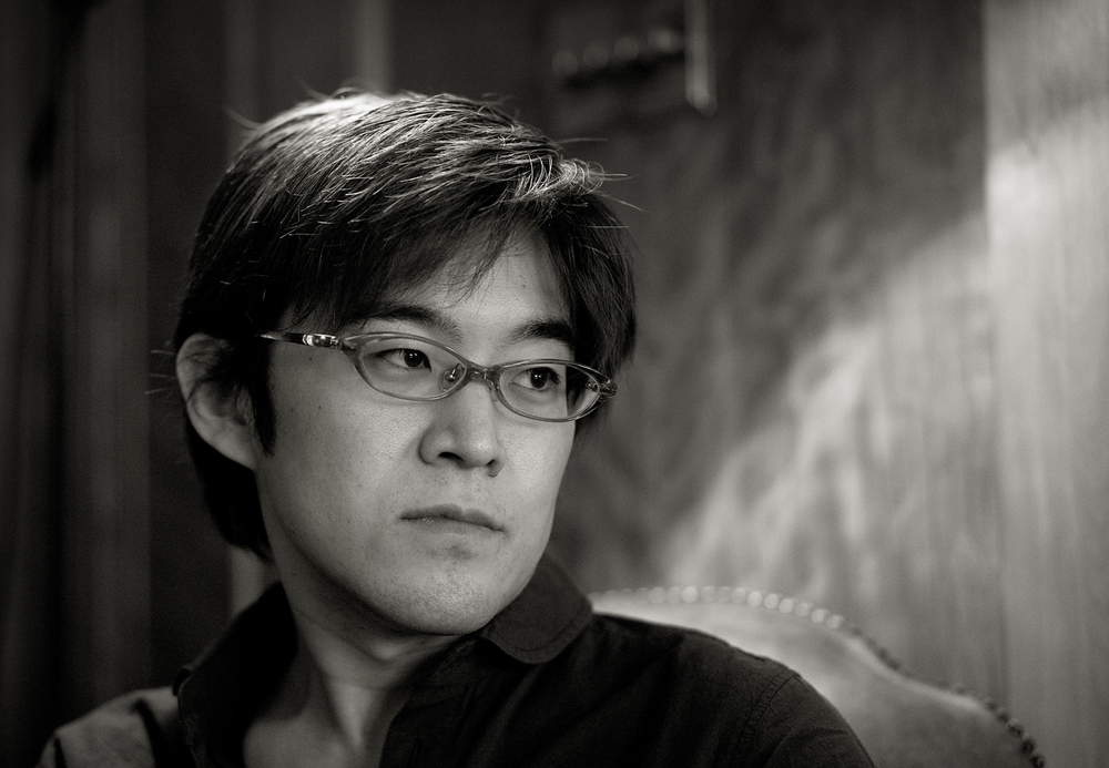 Team Ninja's Yosuke Hayashi      Photographed for GamesTM Magazine
