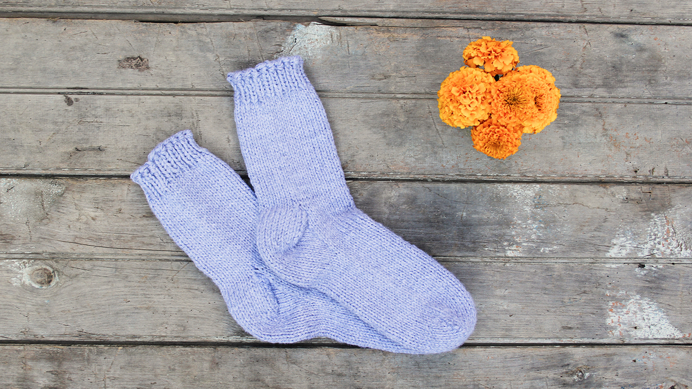 Liesl Made : Monthly Sock Challenge 1 of 12