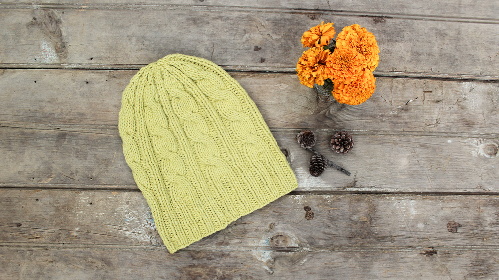 Liesl Made : Gifting No. 3 : Harmony's Hat
