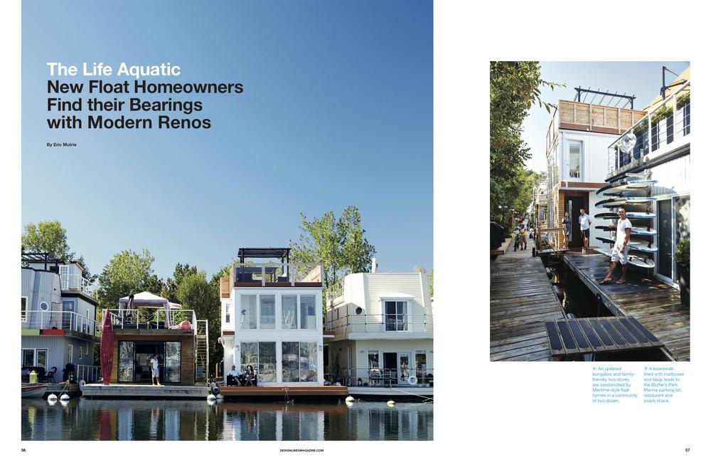 Toronto Float Homes