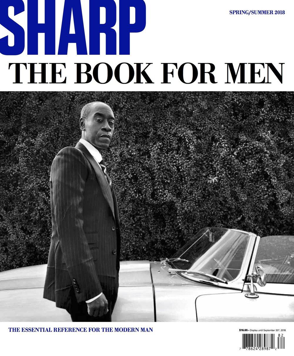 Spring/Summer 2018   Read on sharpmagazine.com