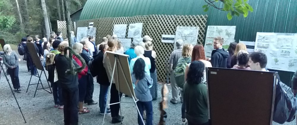 Village Vision and VIU Design Visioning Workshop September 2016