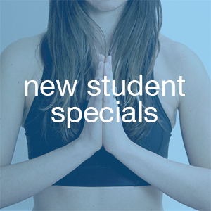 SHAS STUDIO NEW STUDENT SPECIALS