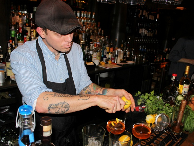 culture map.Top Dallas bartenders dream up cocktails to make you rethink whiskey