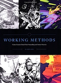 Amazon Online Reader _ Working Methods_ Comic Creators Detail Their Storytelling And Artistic Processes-1.jpg