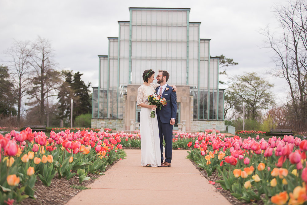 St. Louis Natural Wedding