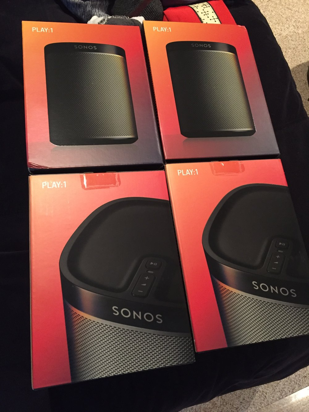 Sonos to South Africa