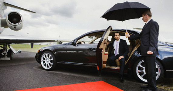 """The most professional Chauffeured service in the industry""."