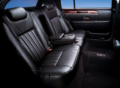 """Special Occasions Limousine town cars offers unmatched comfort""."