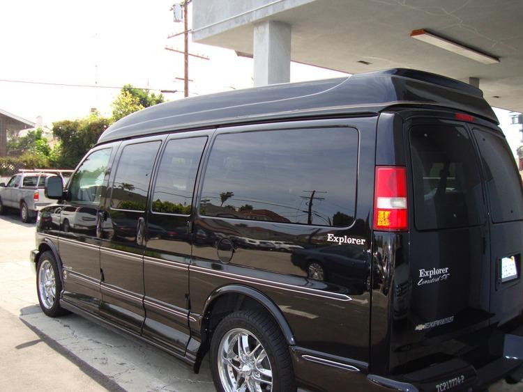 3aab541a98 Executive Vans Special Occasions LimousineSpecial Occasions Limousine