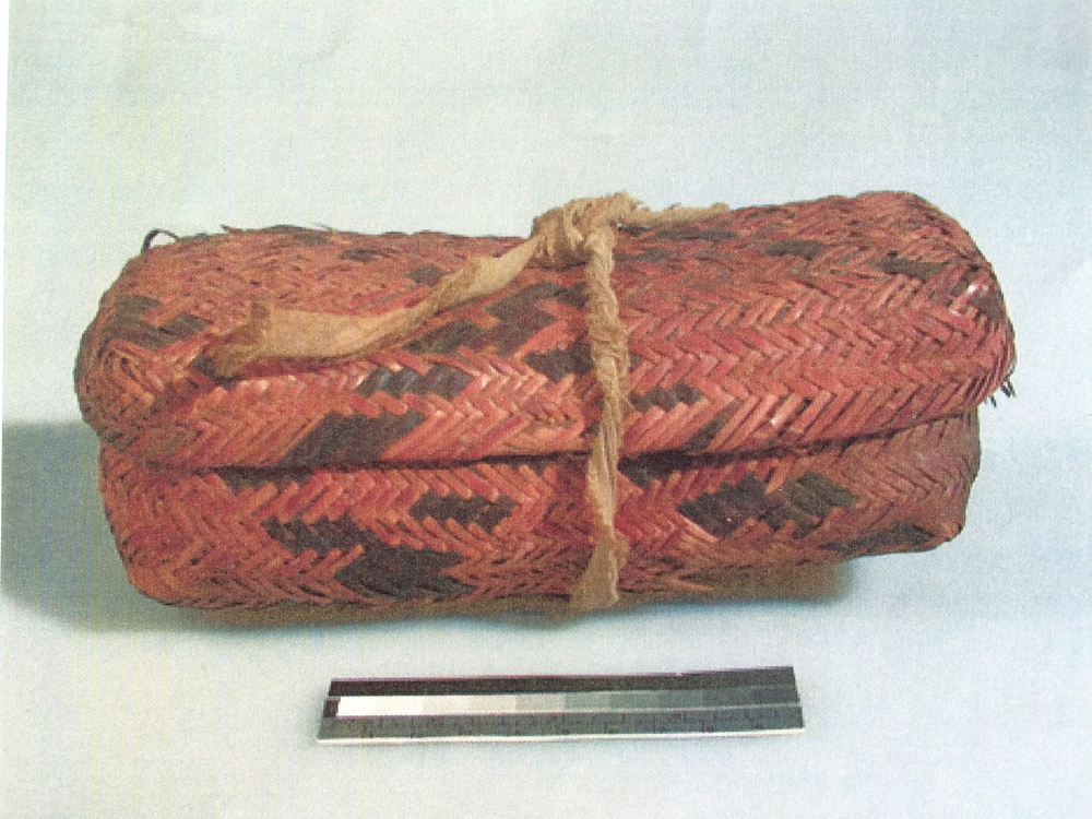 The Original Smithsonian Basket